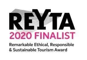 logo sustainable tourism