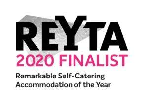 Logo finalist for the self atering awards