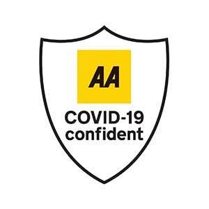 AA Covid-19 confident award