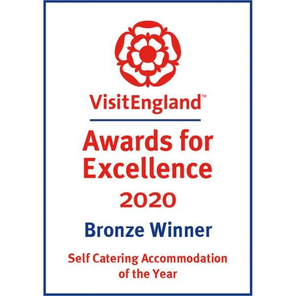 Bronze winner Visit England 2020
