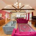 Cart House spacious living room