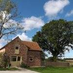Forge cottage at Broadgate Farm