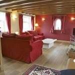 forge living room at broadgate farm cottages