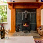 cosy wood burning stove