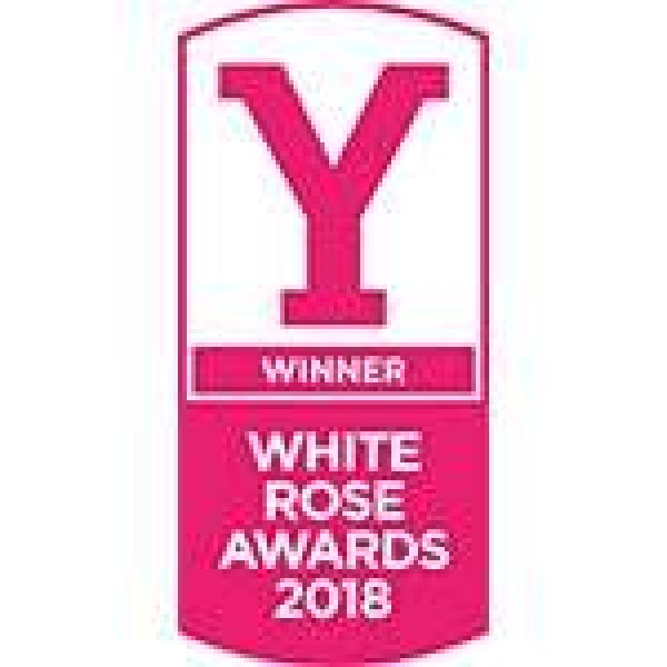 Winner of the white rose awards 2018