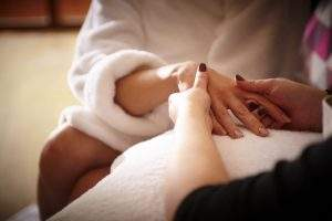 Spa services in your cottage