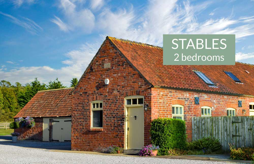 Stabes brick built 2 bedroom cottage